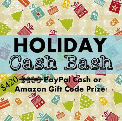 $420.00 Cash Bash Giveaway #cashbash #giveaway