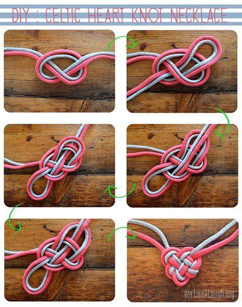 Celtic Heart Knots #celticheartknot