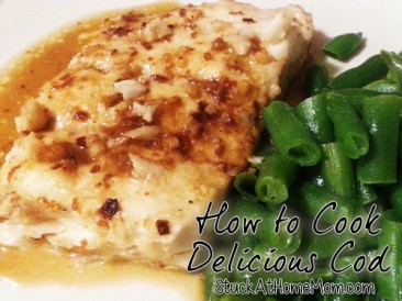 How to Cook Delicious Cod #recipe How to Cook Cod