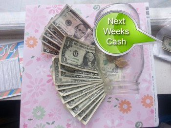 52 Week Money Challenge Week $8