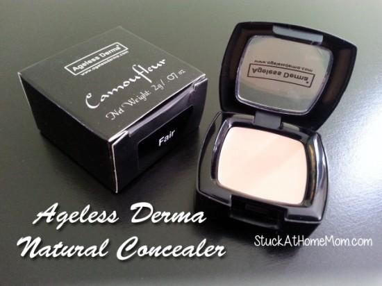 Ageless Derma Natural Concealer