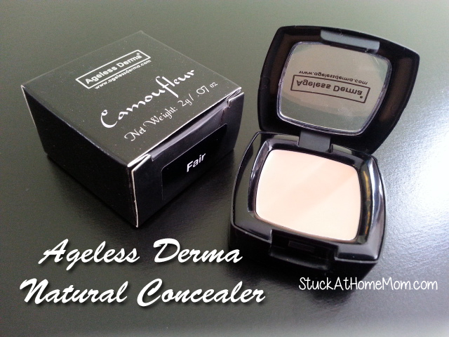 Ageless Derma Natural Concealer