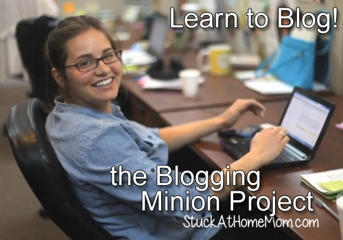 Blogging Minion Project
