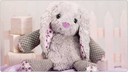 Roosevelt the Rabbit Scentsy Buddy