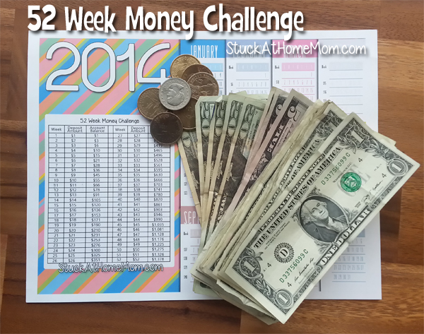 52 Week Money Challenge – Week 18