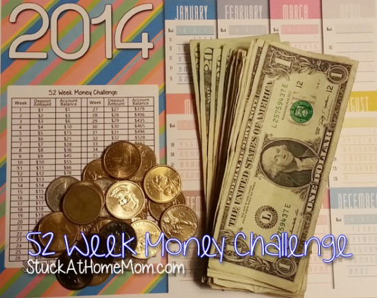52 Week Money Challenge – Week 19