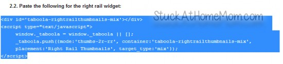 How to Easily Install Taboola Ad Tracking Code to Your Website