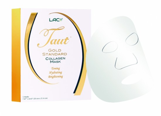Taut Gold Standard Collegen Infusion Mask