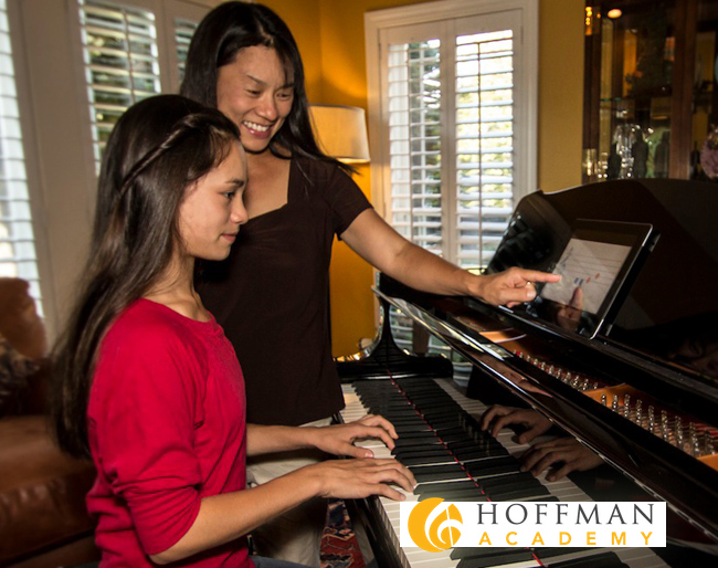 Free Piano Lesson Videos from Hoffman Academy