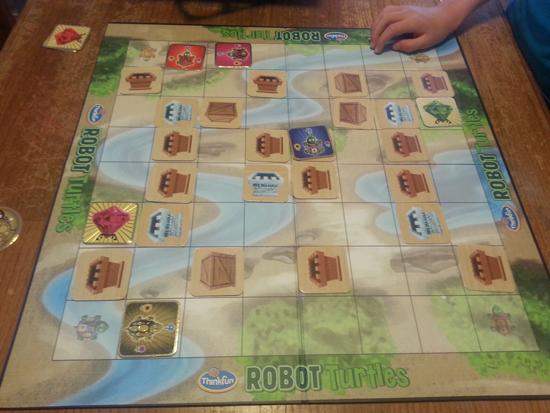 Robot Turtles #RobotTurtles