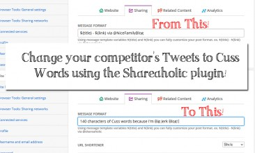 Why You Should Remove the Shareaholic Plugin Immediately – Simplified #shareaholic