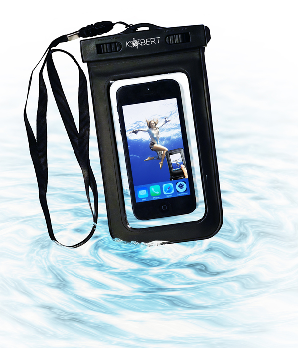 Kobert Waterproof Case #KobertWaterproofCase