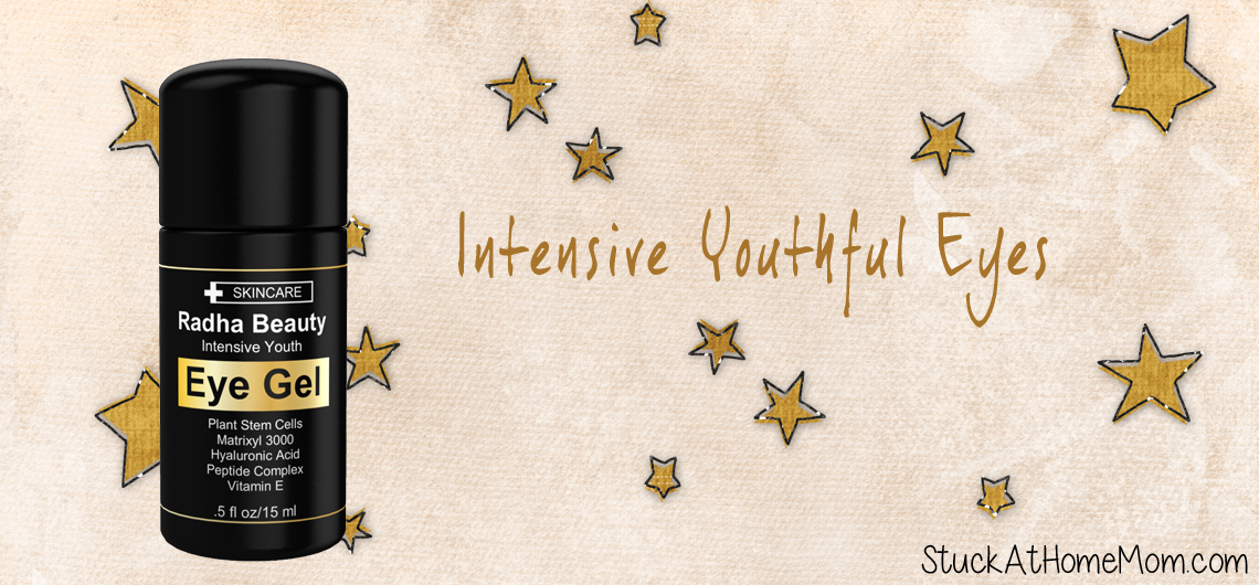 Intensive Youthful Eyes