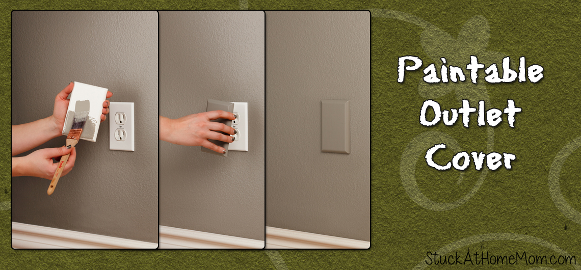 Paintable Outlet Cover #coverplug