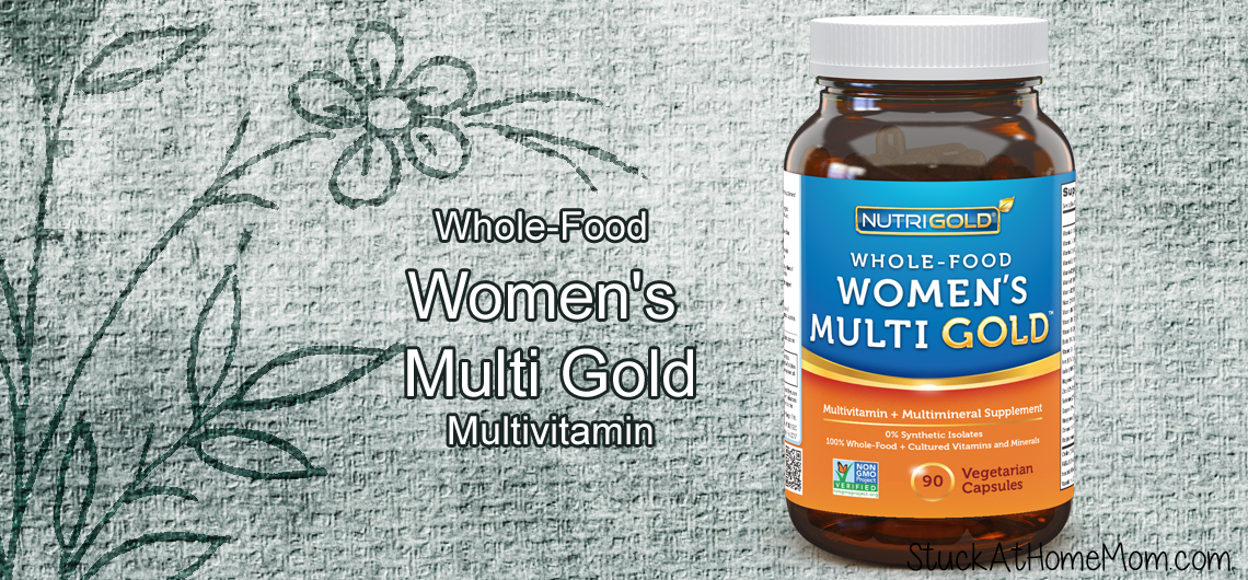 Women's Health Whole-Food Women's Multivitamin #womensmulti