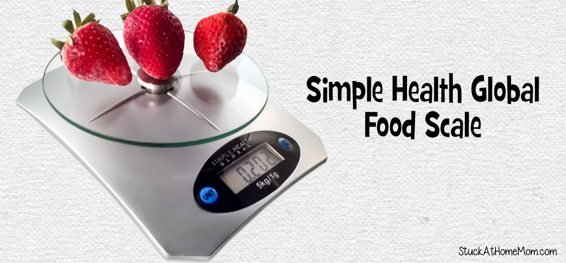 Simple Health Global Food Scale
