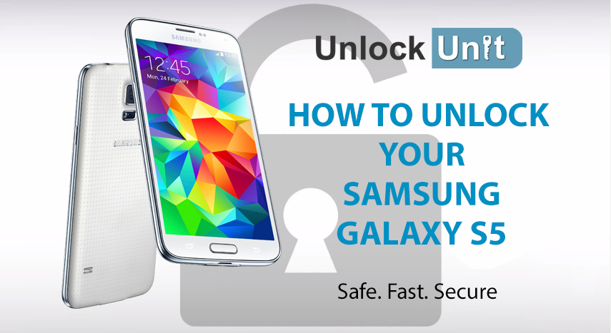 How to unlock your Samsung Galaxy S5 with UnlockUnit