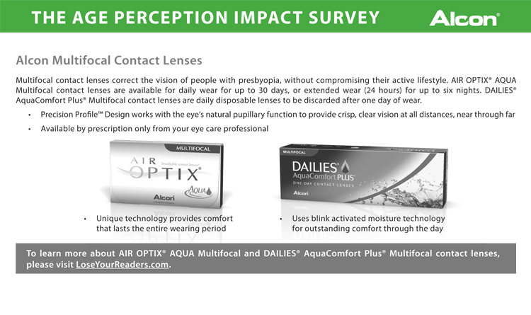 Alcon Multifocal Contact Lenses