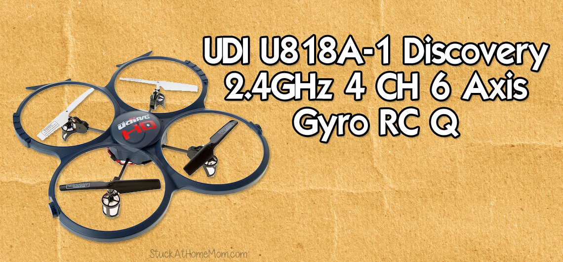 A Drone of Our Own! #UDIU818A1