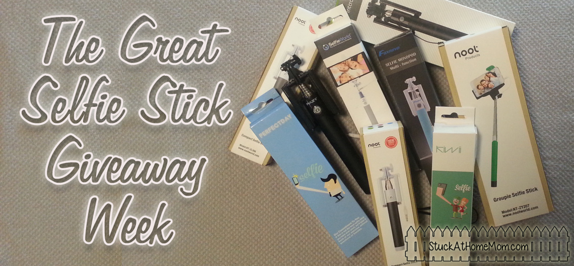 Great Selfie Stick Giveaway Week