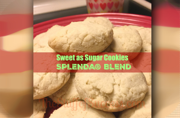 11 Sweet as Sugar Cookies With SPLENDAREADY