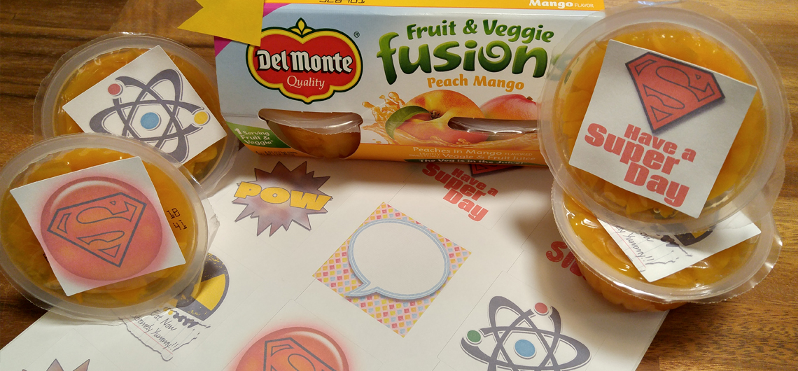 Super Snacks for Your Super Kids – Healthy Snacks #SharetheSuper @delmonte