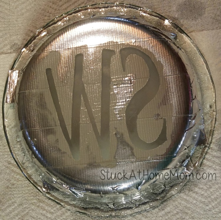 How to Etch Glass #Gift Idea - Glass Etching 101 #Simple