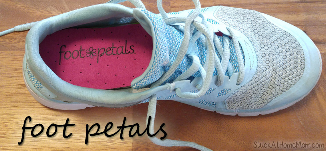 Walking on Petals – More Comfort for your Feet #walkingonpetals #petalyourway #ad @footpetals
