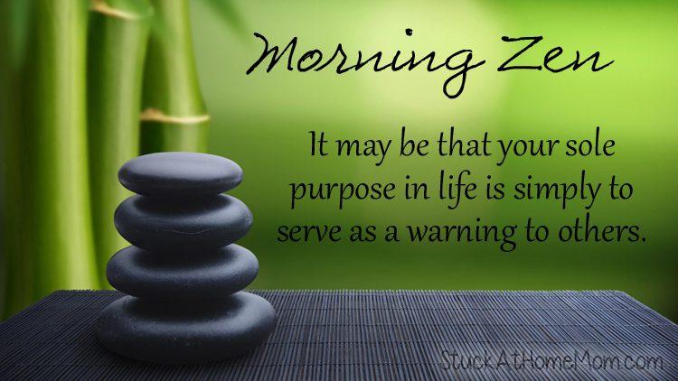 Morning Zen