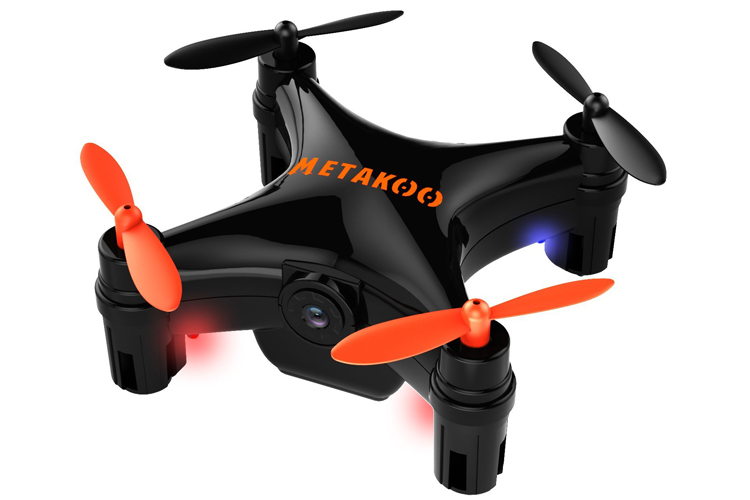 Review: Mini Drone Quadcopter with Intelligent Altitude, WiFi FPV, Hover Camera, IOS/ Android APP Control