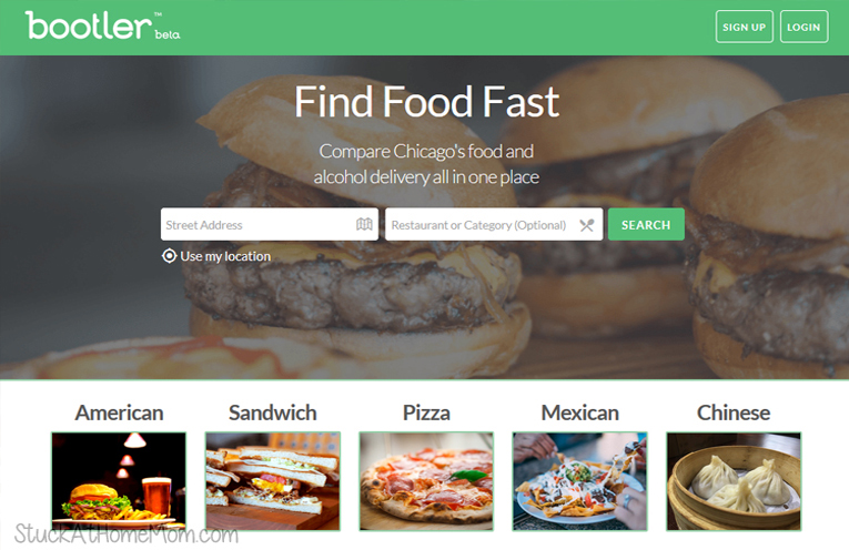 Compare Prices For Food Delivery With Bootler  #GoBootler #Food #ad