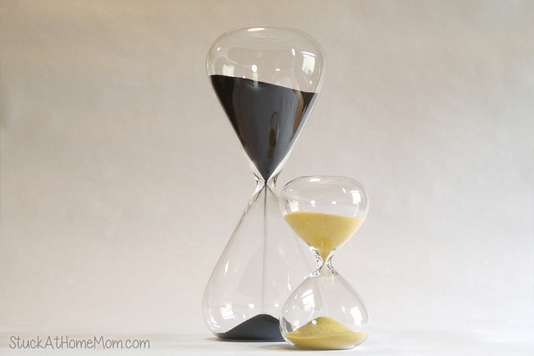 Be Productive the Stress-Free Way With Atentif Hourglass Clock Timers