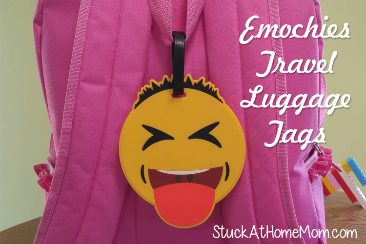 Emoji Travel Luggage Tags by Emochies… Find Your Bag Quickly!