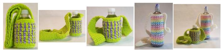 Water Bottle Carrier Crochet Pattern