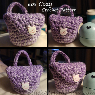 eos Bag Cozy Crochet Pattern