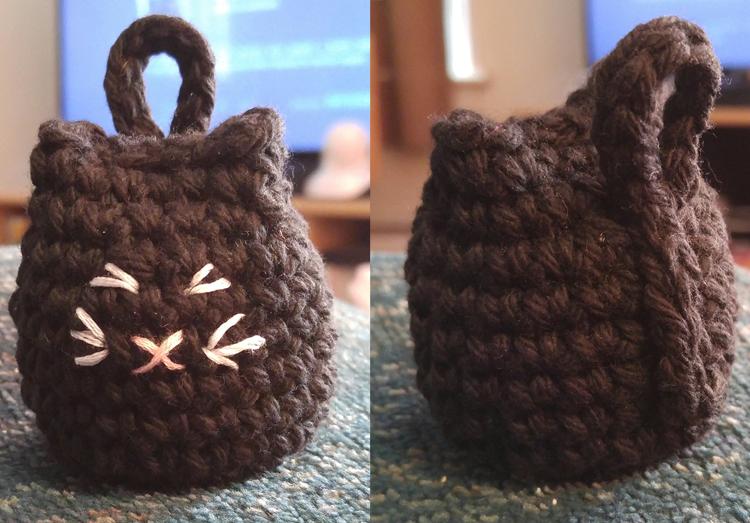 eos Cat Cozy Crochet Pattern
