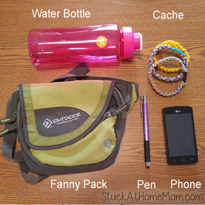 What to Bring GeoCaching #GeoCaching #GeoCache