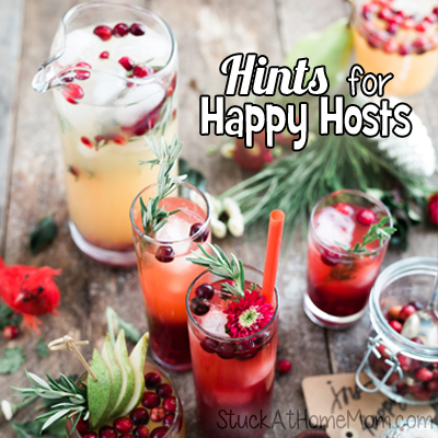 Hints for Happy Hosts