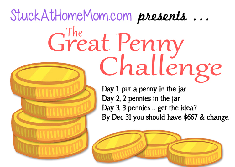 The Great Penny Challenge