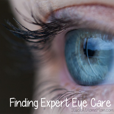 Finding Expert Eye Care