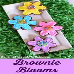 Brownie Blooms