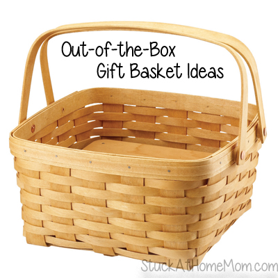 Out-of-the-Box Gift Basket Ideas