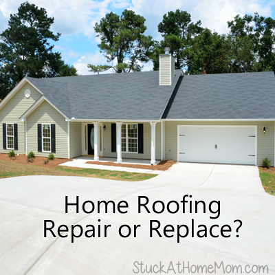 Home Roofing – Repair or Replace?