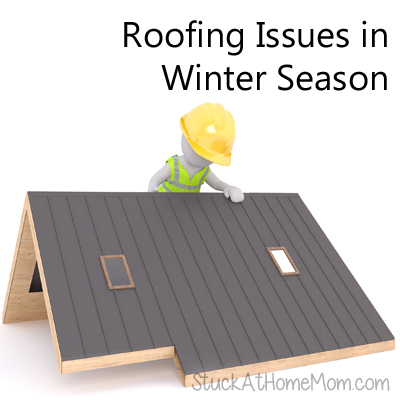 Roofing Issues in Winter Season