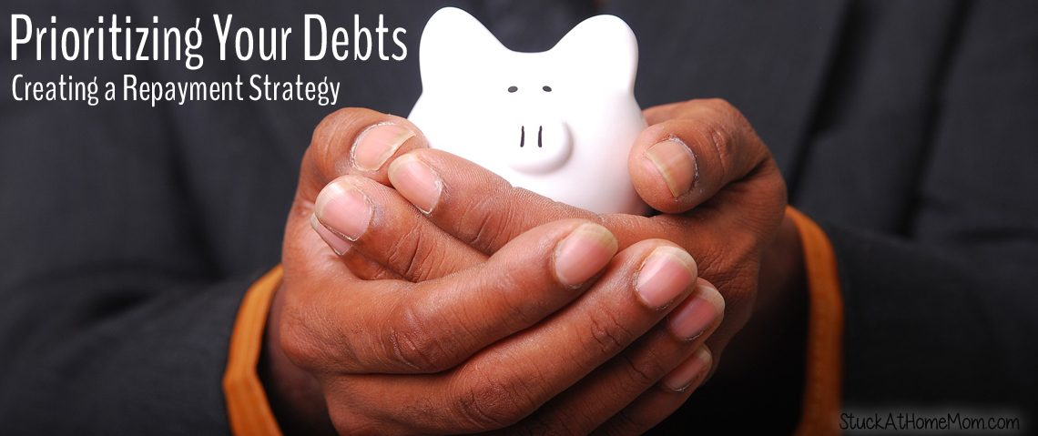 Prioritizing Your Debts: Creating a Repayment Strategy
