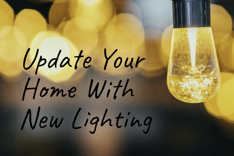 Update Your Home With New Lighting