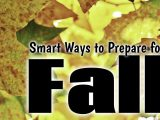 Smart Ways to Prepare for Fall