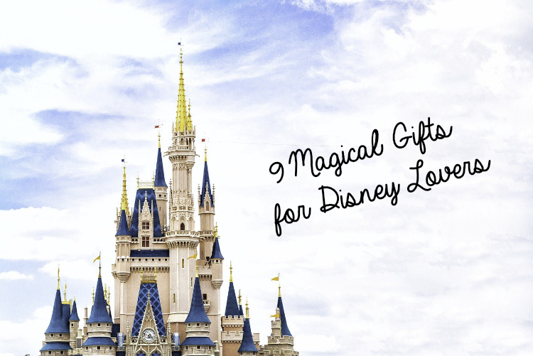 9 Magical Gifts for Disney Lovers