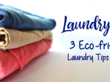 Laundry Day 3 Eco-friendly Laundry Tips to Try