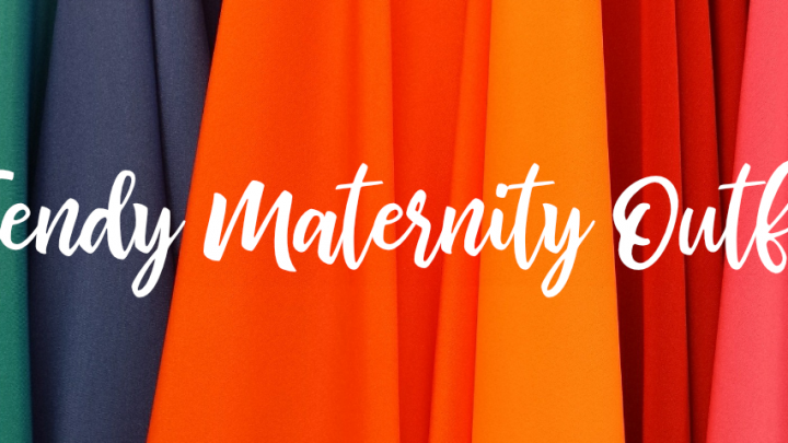 Trendy Maternity Outfits
